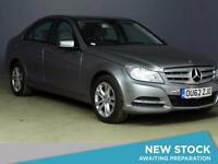 2012 MERCEDES BENZ C CLASS C220 CDI BlueEFFICIENCY Executive SE 4dr
