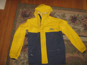 Youth Raincoat, XL