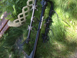 """SportRack 4 Bike Rack for 2"""" Hitches"""