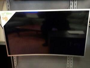 "*** NEW *** SAMSUNG SAMSUNG 49"" CURVED LED   S/N:3CTH600253   #STORE909"