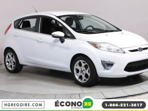 2011 Ford Fiesta SES A/C GR ELECT MAGS