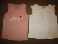 Size 3 Girl Short and Long Sleeve Shirts