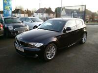 2010 BMW 1 Series 2.0 116i M Sport 3dr Hatchback Petrol Manual