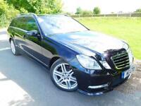 2012 Mercedes Benz E Class E250 CGI BlueEFFICIENCY Sport 5dr Tip Auto [7] Low...