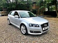 2011 Audi A3 1.6TDI ( 105ps ) Sportback Sport #Auto #FinanceAvailable