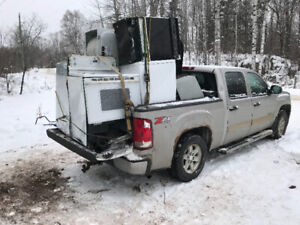 Free Scrap Metal Pickup and Dropoff, Prompt Service.