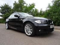 2010 BMW 120i Auto M Sport 1 Series Coupe ++ SERVICE HISTORY ++ LOW MILEAGE ++