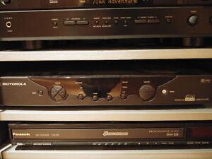 Full Home Theatre System (DVD, Sound, Speakers, TV)