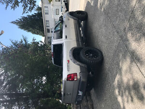 2010 Dodge Power Ram 2500 Laramie Lifted diesel