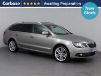2014 SKODA SUPERB 2.0 TDI CR 140 Elegance 5dr DSG Estate