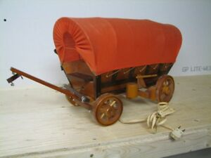 Covered Wagon Lamps