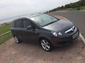 Vauxhall/Opel Zafira 1.8i 16v ( Exterior pk )