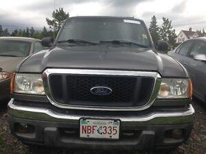 2004 Ford Ranger XLT /SUPERCAB Pickup Truck
