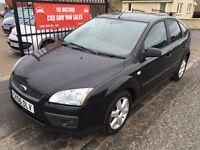 FORD FOCUS 1.6 SPORT (2006) MOT FEB 17, FULL SERVICE HISTORY, EXCELLENT CONDITION £1595
