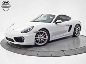 2015 Porsche Cayman S 6 CYL