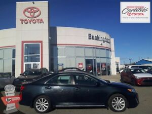 Toyota Camry 4dr Sdn I4 Auto 2012