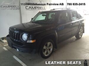 2012 Jeep Patriot Limited   - CD player -  leather seats