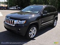 2011 Jeep Grand Cherokee 70th anniversary edition SUV, Crossover