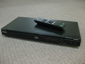 LIKE NEW SONY BLU RAY DVD PLAYER BDP-S360