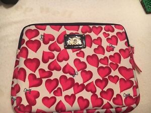juicy couture iPad holder