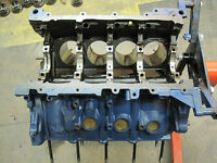 Ford 5.4L machined engine block