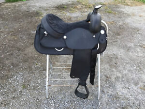 2 Wintec Western Saddles for Sale - $200 each