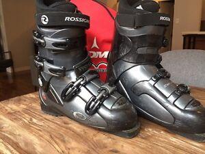Used Rossignol Ski Boots - Men's size 12