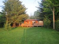 4 Seasons WATERFRONT Cottage on the RIDEAU SYSTEM