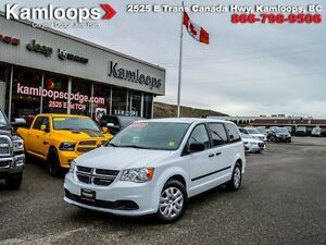 2015 Dodge Grand Caravan SE/SXT   - Low Mileage