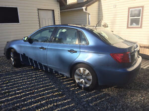 2008 Subaru Impreza Sedan - REDUCED