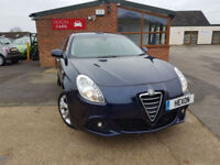 2010 Alfa Romeo Giulietta 2.0 JTDm-2 DIESEL Lusso PX WELCOME