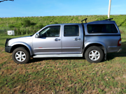 2005 Holden Rodeo Dual Cab RA LT Turbo Diesel Manual Burdell Townsville Surrounds Preview