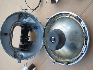 HONDA Headlight and Mounting Ears  HM-44M-S Belleville Belleville Area image 2