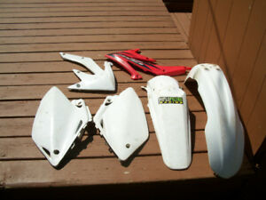 PLASTICS for 2005,2006 HONDA CR 450R