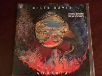 Miles Davis - Agartha 2LP VG++ to NM PG33967