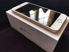 iPhone 6s gold brand new unlocked