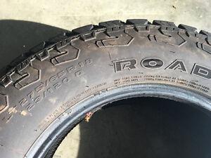 KUMHO light truck tires- 4 tires Comox / Courtenay / Cumberland Comox Valley Area image 3