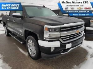 2018 Chevrolet Silverado 1500 High Country, HEAT/COOLED SEATS, L