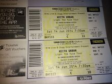Keith Urban Pimlico Townsville City Preview