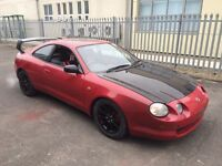 1994 Toyota Celica St202 2.0 175bhp swap p/x track day car modified