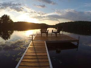 Lac Beaulne, un bijou de la nature à 1h15 de Montréal
