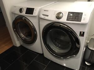 SAMSUNG Washer, Dryer and Fridge for sale, less than 1 yr old