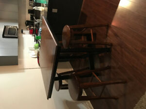 High Top Bar Table $200