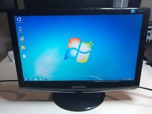Écran (moniteur) LCD Samsung  SyncMaster  19 pouces