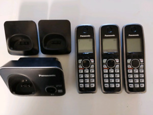 Panasonic Digital Cordless Phone KX-TG4113C