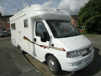 Autocruise Starspirit Luxury 2 Berth Motorhome For Sale