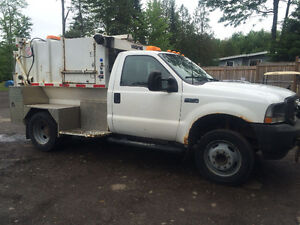 Ford F450 Garbage Packer