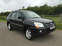 Kia Sportage 2.0CRDi 4WD XE finance available from £30 per week
