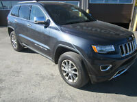 2014 Jeep Grand Cherokee FULLY LOADED WITH ONLY 159KMS!!!