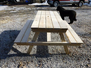 Picnic Tables Lawn & Deck Chairs & More